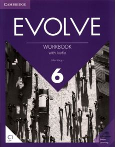Evolve 6 Workbook with Audio - Mari Vargo