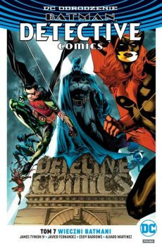 Batman Detective Comics T.7 Wieczni Batmani - James Tynion.IV