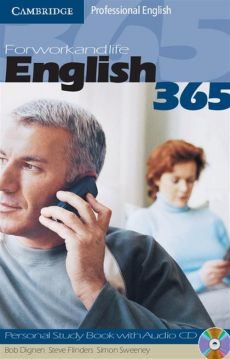 English365 Personal Study Book 1 with Audio CD - Bob Dignen, Steve Flinders, Simon Sweeney