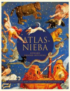 Atlas nieba - Edward Brooke-Hitching