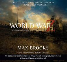 WORLD WAR Z (audiobook) - Max Brooks