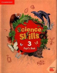 Science Skills 3 Pupil's Book + Activity Book