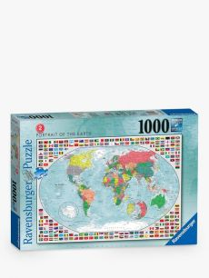 Puzzle 1000 Portrait of the Earth