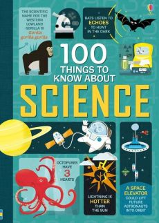100 things to know about science - Jorge Martin, Federico Mariani
