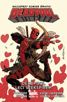 Deadpool Tom 7 Deadpool leci Szekspirem