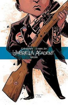 Umbrella Academy 2 Dallas - Way Gerard