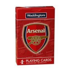 Karty do gry Waddingtons No.1 Arsenal FC