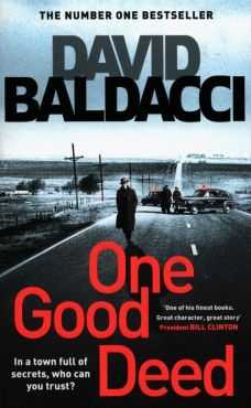 One Good Deed - David Baldacci