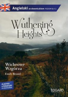 Wuthering Heights Wichrowe Wzgórza - Outlet - Emily Bronte