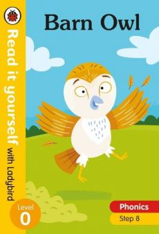 Barn Owl Read it yourself with Ladybird