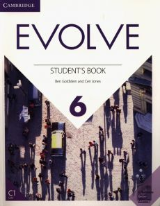 Evolve Level 6 Student's Book - Ben Goldstein, Ceri Jones