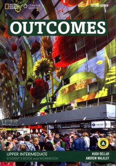 Outcomes B2 Upper Intermediate Student's Book and Workbook