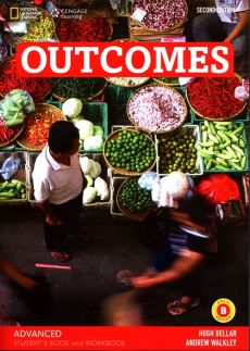Outcomes C1 Advanced Split B Student's Book and Workbook