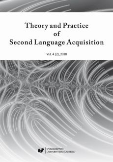 """Theory and Practice of Second Language Acquisition"" 2018. Vol. 4 (1) - 01 Positive Language Education - Combining Positive Education and Language Education"
