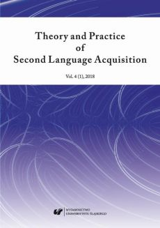 """""""Theory and Practice of Second Language Acquisition"""" 2018. Vol. 4 (1) - 03 Social Constraints of Aspirations for Second Language Achievement"""