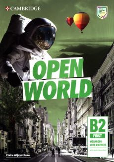 Open World First Workbook with Answers with Audio Download - Claire Wijayatilake