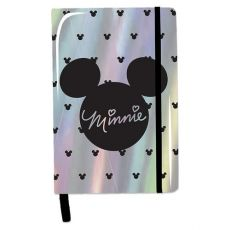 Notes holograficzny Minnie Black
