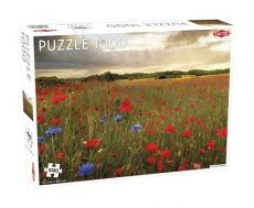Puzzle Field of Flowers 1000