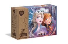 Puzzle 104 Play For Future Disney Frozen