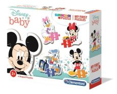 Puzzle SuperColor My First Puzzles Disney baby