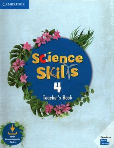 Science Skills 4 Teacher's Book with Downloadable Audio