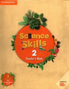 Science Skills 2 Teacher's Book with Downloadable Audio