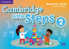 Cambridge Little Steps 2 Numeracy Book American English - Lorena Peimbert