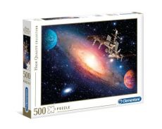 Puzzle 500 High Quality Collection International Space Station