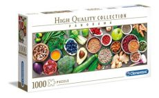 Puzzle 1000 Panorama High Quality Collection Healthy Veggie