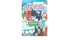 Fun Skills 5 Student's Book with Home Booklet and Downloadable Audio - Bridget Kelly, Anne Robinson