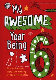 My Awesome Year Being 6 - Hunt Kia Marie