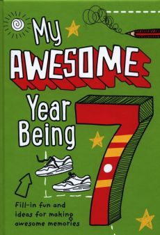 My Awesome Year Being 7 - Hunt Kia Marie
