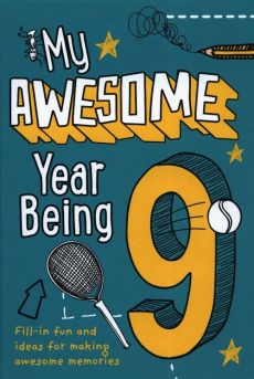 My Awesome Year Being 9 - Hunt Kia Marie