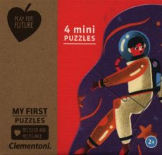 My First Puzzles 4 mini Play For Future
