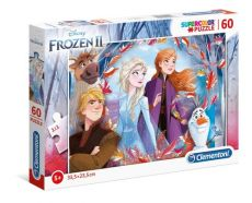 Puzzle Supercolor 60 Frozen 2