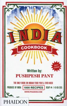 India Cookbook - Pushpesh Pant