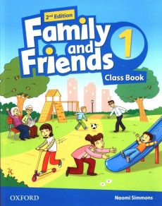 Family and Friends 1 Class Book - Naomi Simmons