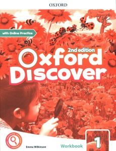 Oxford Discover 1 Workbook with Online Practice - Emma Wilkinson