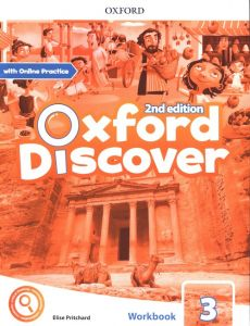 Oxford Discover 2nd Edition Workbook with Online Practice - Elise Pritchard