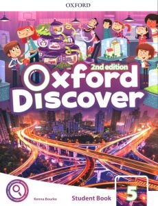 Oxford Discover 2nd Edition 5 Student Book - Kenna Bourke