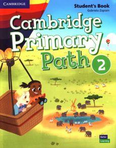 Cambridge Primary Path 2 Student's Book with Creative Journal - Gabriela Zapiain