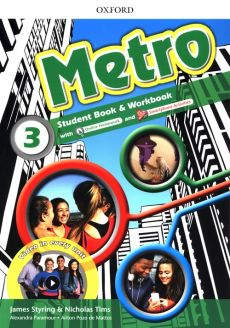 Metro 3 Student Book and Workbook Pack - James Styring, Nicholas Tims