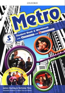 Metro Starter Student Book and Workbook Pack - James Styring, Nicholas Tims