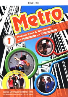 Metro 1 Student Book and Workbook Pack - James Styring, Nicholas Tims
