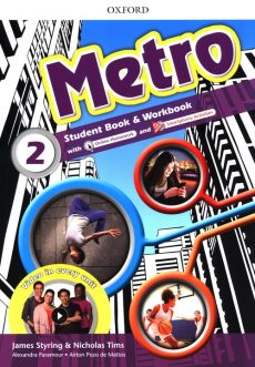 Metro 2 Student Book and Workbook Pack - James Styring, Nicholas Tims