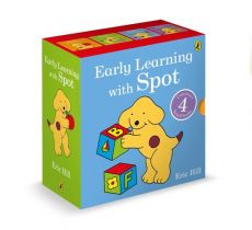 Early learning with Spot - Eric Hill