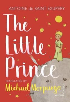 The Little Prince - de Saint-Exupery Antoine