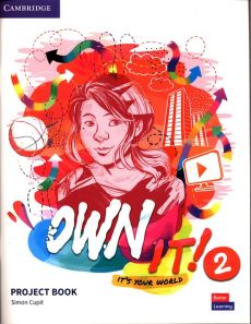 Own It! 2 Project Book - Simon Cupit