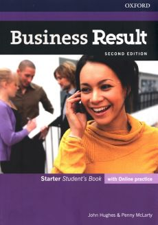 Business Result Starter Student's Book with Online Practice - John Hughes, Penny McLarty