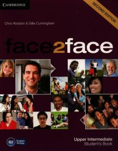 Face2face Upper Intermediate Student's Book - Gillie Cunningham, Chris Redston